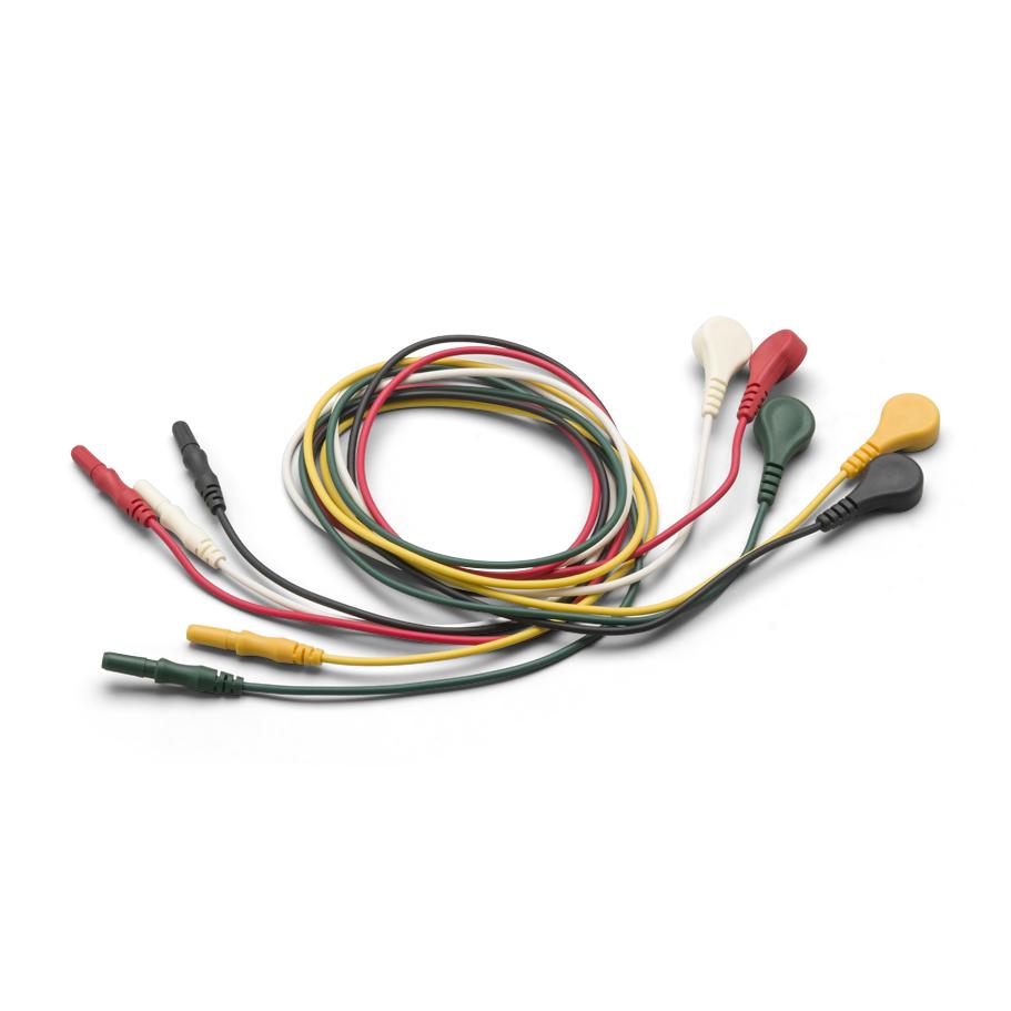 008-0322-01: Jeu de 5 conducteurs pour ballast électronique, DIN de sécurité .060, encliquetable pour utilisation avec 008-0314-01 (IEC)