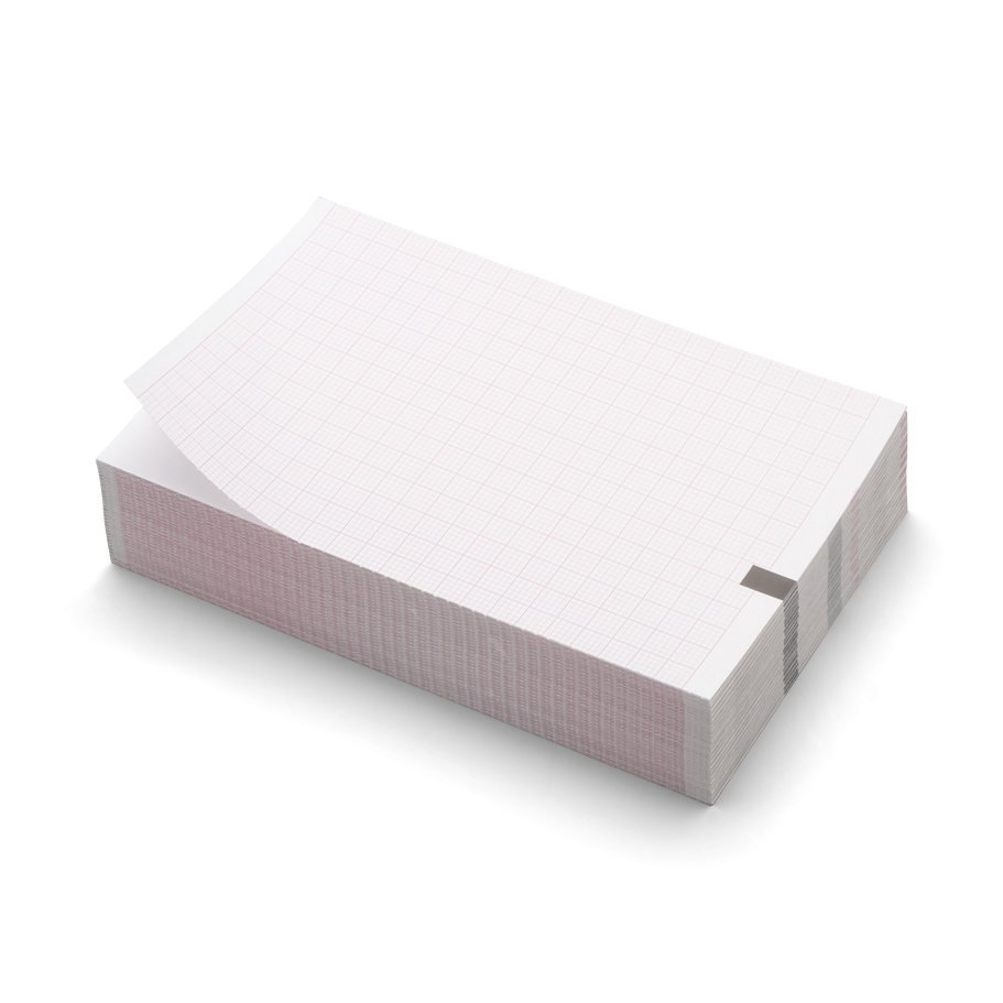 406021: CP50 Printer Paper Z fold, 4 packs/Case
