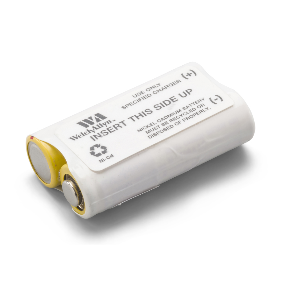 72610: 2.5 V Rechargeable Battery for CompacSet