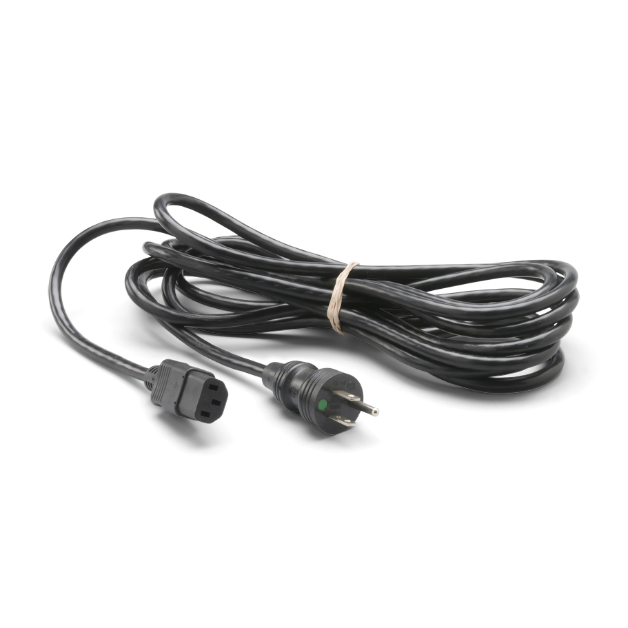 761076-11: 15' Long Power Cord (Domestic) with Ferrite Bead