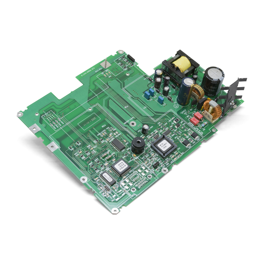 761202-501: Assembly, PCB, Printer/CHARGER