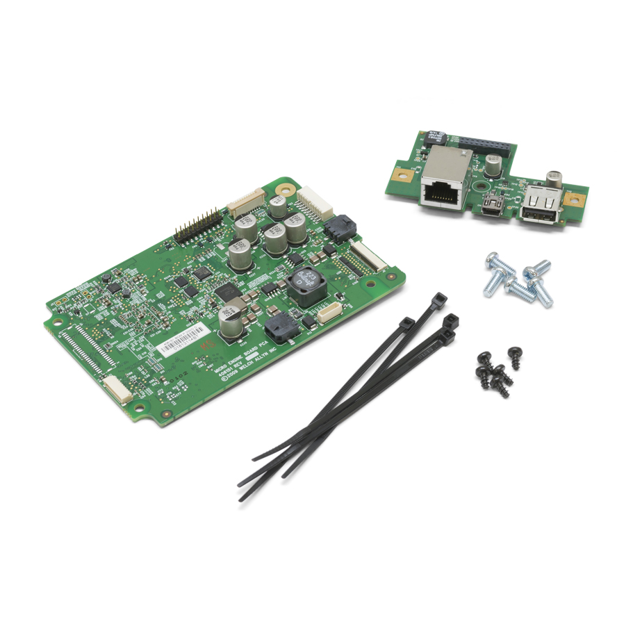 CP50-003: CP50 Uce and Communication Assembly Service Kit