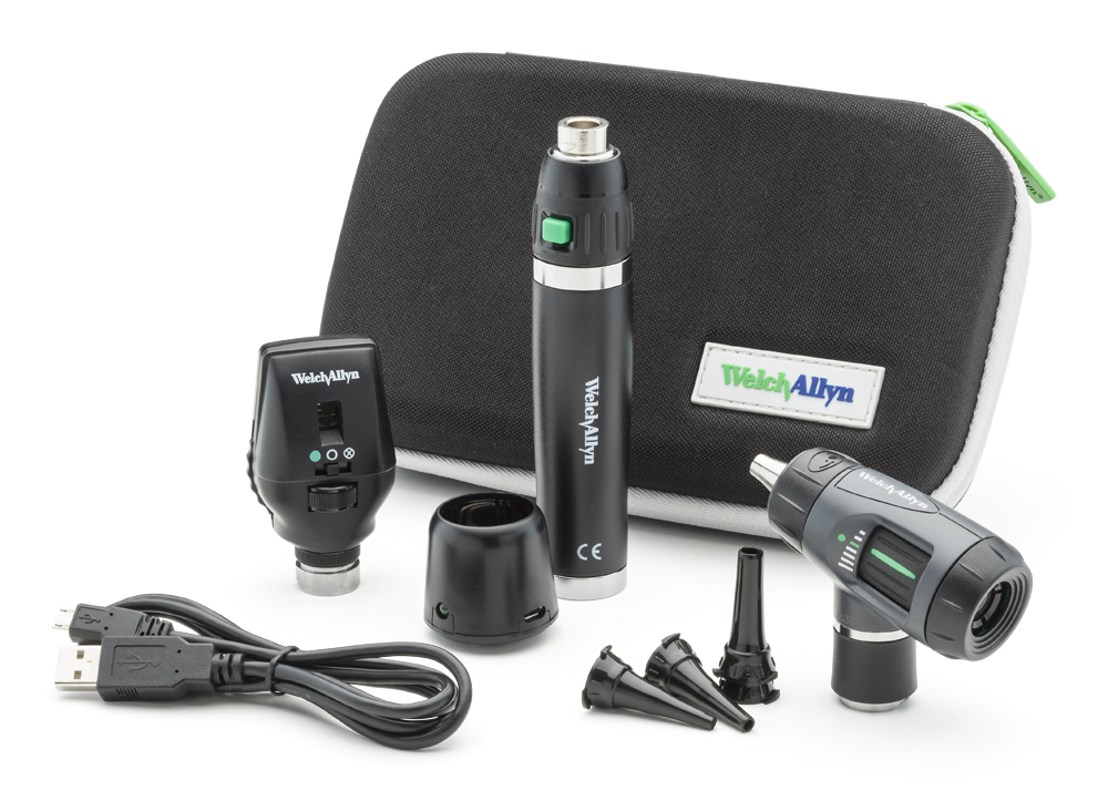97200 MSL Welch Allyn Diagnostic Set Product Display