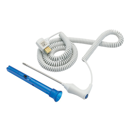 02895-000: Oral Temperature Probe and Well