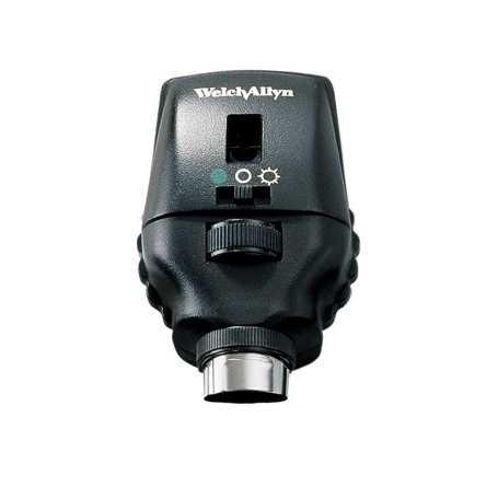 Prestige Coaxial-Plus Ophthalmoscope | 455 x 455 jpeg 69kB