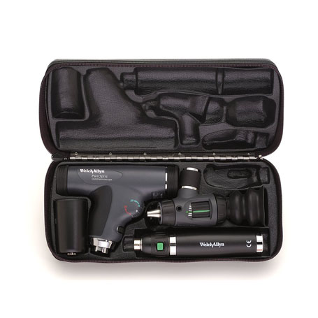 97100-MS: 3.5 V Diagnostic Set with PanOptic, MacroView and Li-Ion Handle
