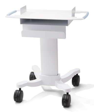 Welch Allyn Scale-Tronix 4802D Pediatric/Infant Scale Mobile Cart