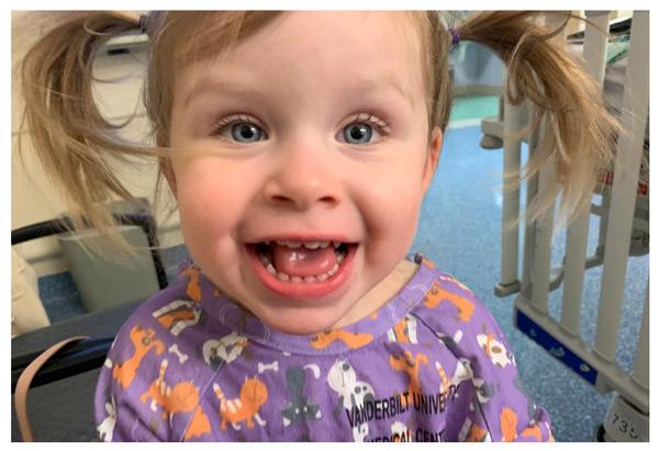fd1dcd7efa9 Landon's Story: How She Survived Retinoblastoma