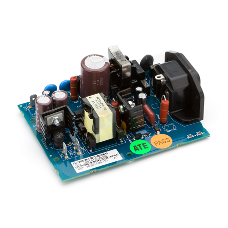 26025-099-151 : PCB Assembly, AC Power Supply, 16V DC, with UL