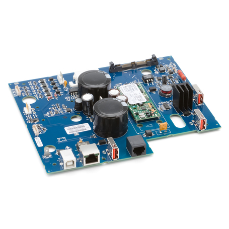 26025-105-152 : PCB Assembly, I and O Connector with Modem, ELI150c, ELI250c