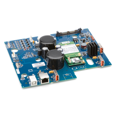 26025-105-153 : PCB Assembly, I and O Connector with GSM Modem, ELI150c, ELI250c