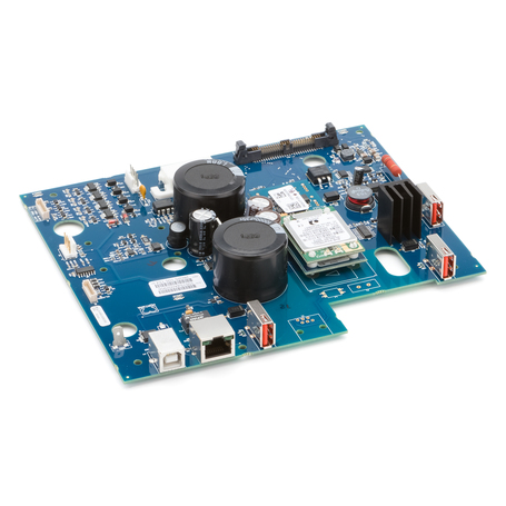 26025-105-154 : PCB Assembly, I and O Connector with LAN and WLAN, ELI150c, ELI250c
