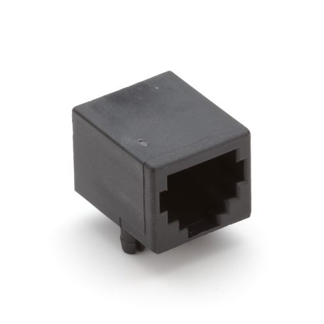 3225-003 : Phone Connector Module, 4 Pin, RA LO Pro
