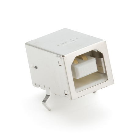 3375-004 : Connector, USB Receptacle, Type B