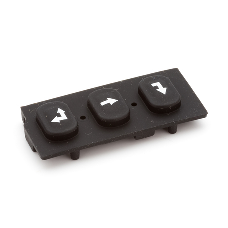 4160-025-01 : Keypad, 3 Button, H12+