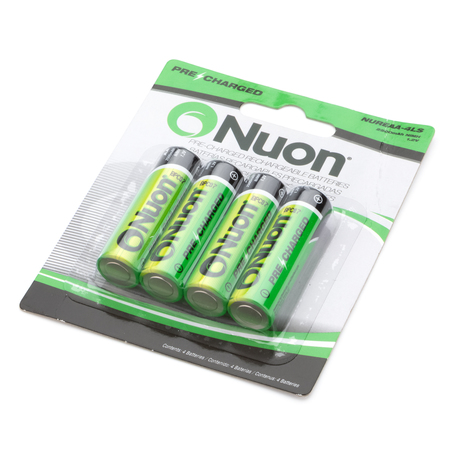 4800-012 : Battery, Rechargeable 4-Pack, AA NIMH, 1.2V