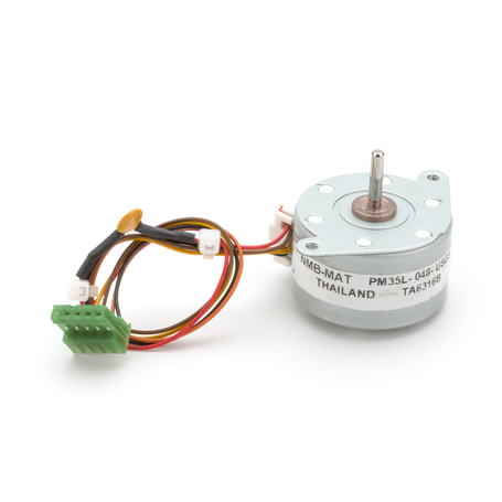 6545-006-01 : Motor Stepper, PM 35mm, 24V, 20 Ohm, With PTC