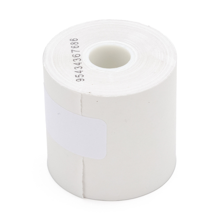 9100-030-01 : Thermal Paper Roll, 1.97 in. x 100 ft., (50mm x 30.48m). For use with Surveyor S12, S19. Pack of 10 Rolls. Price per pack.