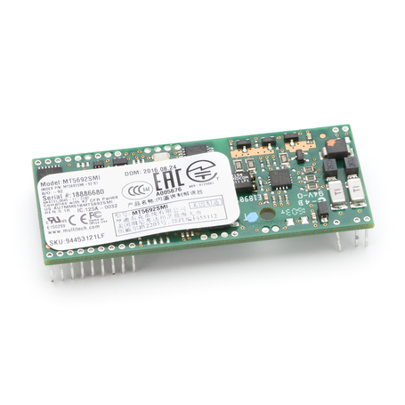 9910-017 : Modem Multitech, V.92 5V, Serial