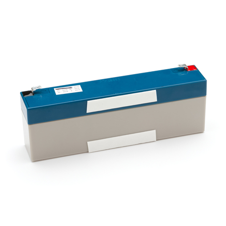 SERV-ASSY-177-01 : Battery, 12V 2.2, 2.3Ah, With Foam Tape