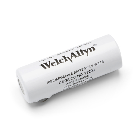 72200: 3.5V Rechargeable Battery (Black)