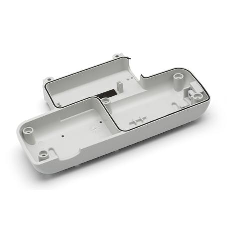 020-0652-00: Boîtier, ensemble du socle inférieur, avec USB