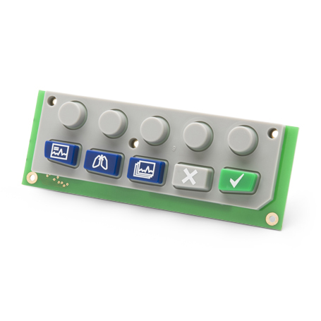 401461: Assembly, FUNCtion Keypad, Normandy