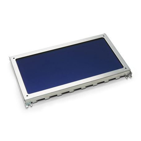 500-0046-01: Display, El, 5.7 in. X 2.6 in., 256X552 Rugged