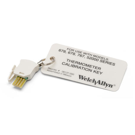 06137-000: Calibration Key For 678/679, 767 and 5200